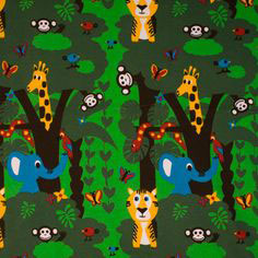 JNY Jungle sleep bag