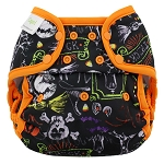 Blueberry Halloween simplex, capri and wetbag