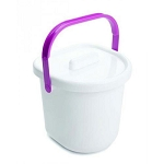 The neat nursery nappy bucket