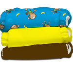 Charlie banana one size pocket nappy pack of 3 nappies