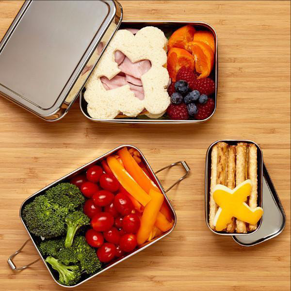 Eco lunch box 3 in 1 lunch box