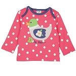 Frugi Bobby top - Duck