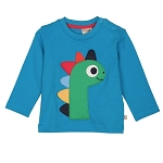 Frugi Little Discovery Top - Dino