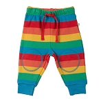 Frugi rainbow kneepatch crawlers