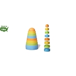 Green Toys Stacker (faded box)