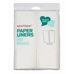 Imse Vimse Biodegradable Paper Liners, 200 sheets