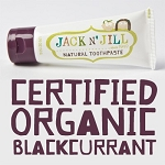 Jack N' Jill Natural Calendula Toothpaste Blackcurrant Flavour 50g