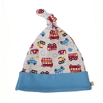 Frugi knotted hat - On the road