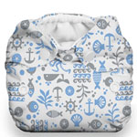Thirsties newborn all in one nappy