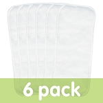 Bumgenius stay dry doublers pack of 6