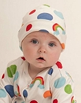 frugi rainbow hat