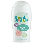 Good bubble Little Softy fragrance free moisturiser.