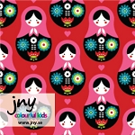 JNY Babushka Doll  sleep bag