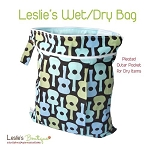 Leslie's boutique medium wet/dry bag