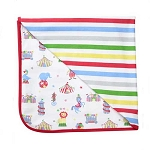 Picalilly hooded blanket circus