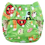 blueberry diapers one size simplex
