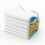 Thirsties organic cotton wipes (pack of 6)