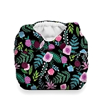 Thirsties newborn natural all in one nappy - Snaps