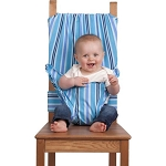 Tot seat portable high chair