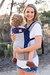 Tula Ergonomic Baby Carrier - Coast Mariner (mesh)