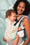 Tula Ergonomic Baby Carrier - Dew drop