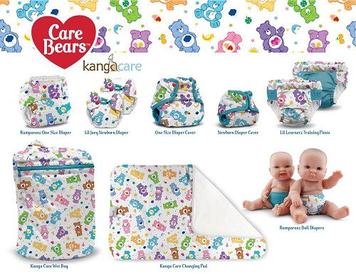 Rumparooz Care Bears