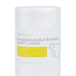 Baba and Boo biodegradable nappy liners