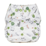Baba and Boo one size pocket nappy