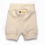 Babee greens Natural wool shorties