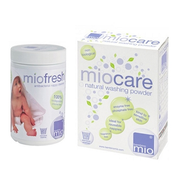 Bambino mio care and miofresh twin pack