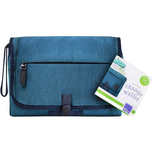 Bambino mio Grab and go change wallet