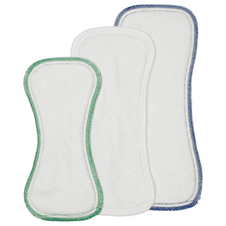 Best bottom inserts - microfibre overnight inserts