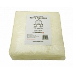 Muslinz Bamboo terry nappies