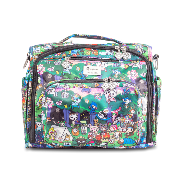 JuJuBe B.F.F. Diaper Bag - Camp Toki