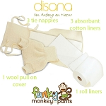 Disana trial 3 pack