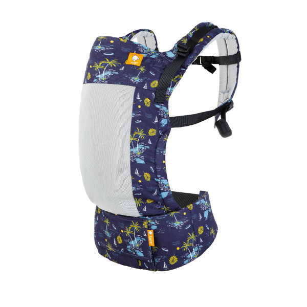 Tula free to grow baby carrier - Coast vacation