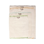 Grovia prefolds (pack of 3)