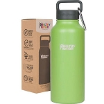 Healthy human 32oz bottle for hot and cold drinks