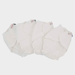 Imse vimse premmie/newborn organic cotton terry (pack of 4)