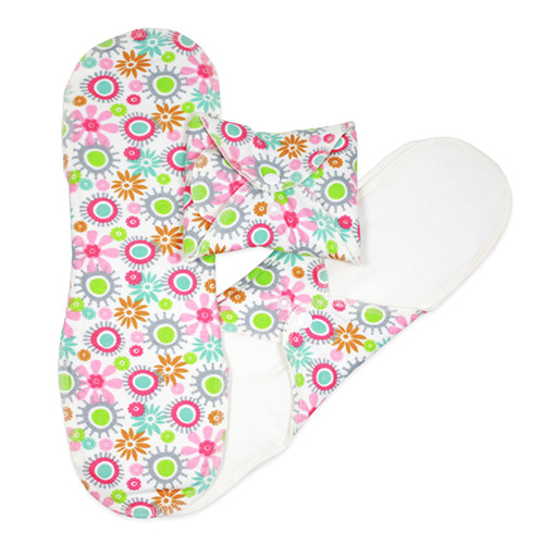 Imse vimse cloth night pads  - pack of 3