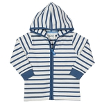 Kite Lulworth hoodie - blue stripes