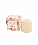 Lamazuna solid shampoo with vanilla and coconut for dry hair