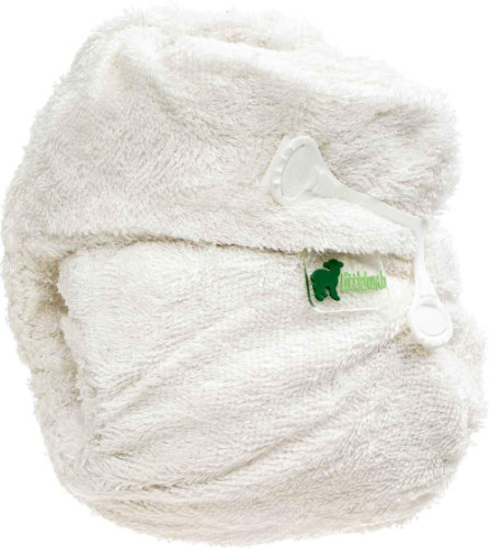 little lamb bamboo Nippa Nappy - No Velcro Option 5 pack includes nappi nippa