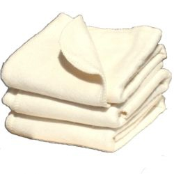Little Lamb bamboo inserts  5 pack