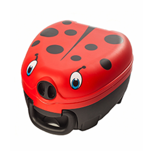 My carry potty - ladybird