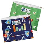 Planet wise sandwich Zipper bag (2 pack)