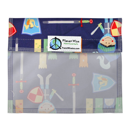 Planet wise sandwich window bag