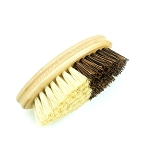 Bamboo Veg/Cleaning Brush with Sisal & Coconut Bristles
