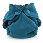Ecoposh newborn organic fitted nappy