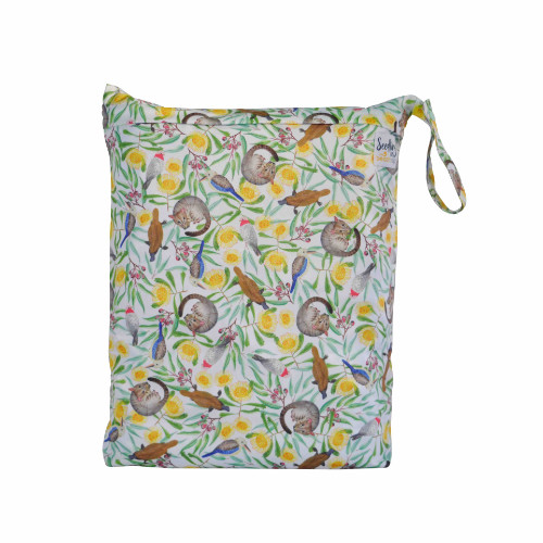 Seedling beach bag reusable bag